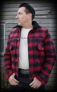 Winter Jacket Toronto - red