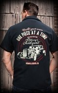 Lounge Shirt Johnny's Junkyard1